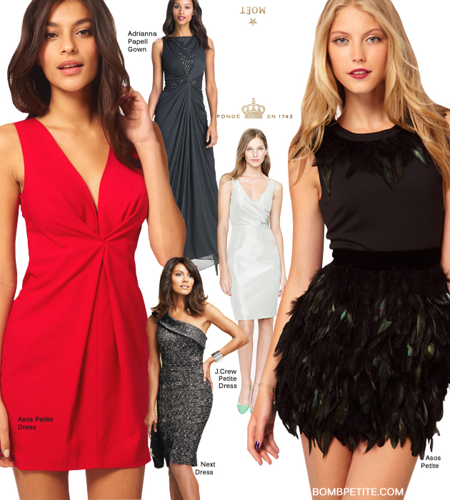 Petite Dresses To Party In Style -Bomb Petite