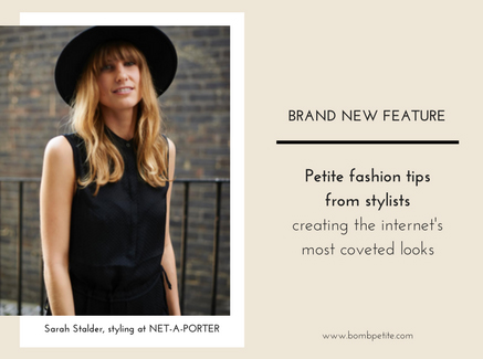 Sarah Stalder - Petite Fashion Stylist Interview :: BombPetite.com