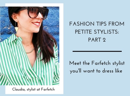 Petite fashion stylists share fashion tips: Part 2/2