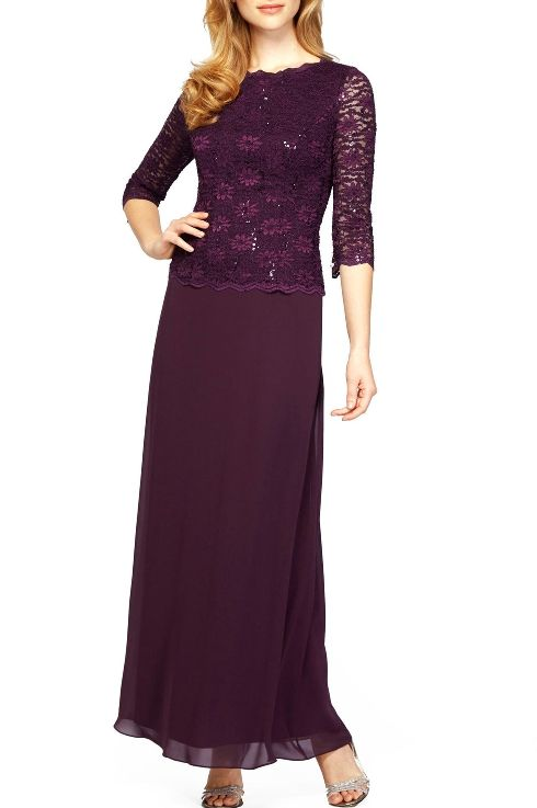 lace dress with sleeves for petite women