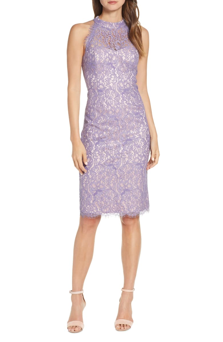 eliza-j-lace-halter-neck-sheath-dress-petite